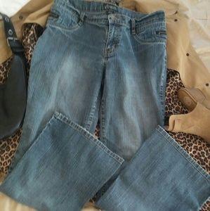 No boundaries jeans zip 9
